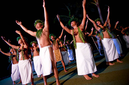 Old Lahaina Luau Facts